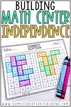 Learn about managing math centers and organizing your math stations with these classroom management tips and tricks. You can use these ideas in kindergarten and first grade or upper elementary. These ideas will help you introduce guided math centers for your classroom, and so you run effective small group work stations and activities. These guided math ideas will help teachers plan M.A.T.H workshop and centers for math rotations. Learn how to choose and introduce the best centers!
