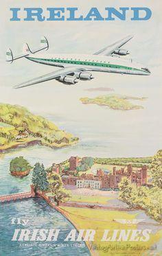 Aer Lingus ~ Irish Airlines _____________________________ Irlande ~ Éire ~ Ireland