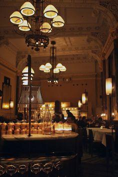 The Gilbert Scott, St Pancras