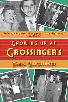 Growing Up at Grossinger?s  (ExLib)
