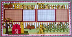 "Image detail for -The pumpkins were cut from the Pop-Up Neighborhood cartridge at 2""..."