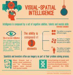 visual spatial intelligence - Alex