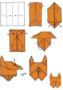 Frenchie de papel...