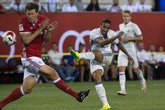 Blog Esportivo do Suíço:  Danilo marca belo gol e garante vitória do Real diante do Bayern nos EUA
