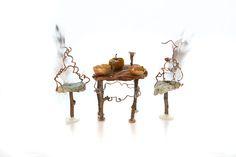 Fairy Table and Chairs Photographer: Mona Makela www.monamakela.com
