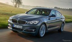 BMW 3シリーズ グランツーリスモ 改良新型