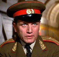 James Bond: 007's villain - General Orlov - Octopussy (1983)