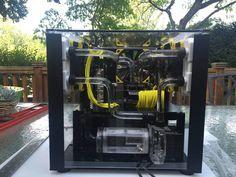 Custom Lian Li PC V359 - liquid cooled gtx1080, i5 2600k - Imgur