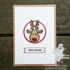It is definitely a Christmas colour combination for the Colour INKspiration and Colour Challenge. Our Challenge runs for 3 we. Card Tags, I Card, Stampin Up Cookie Cutter, Christmas Colors, Christmas Ideas, Christmas 2016, Christmas Cookie Cutters, Homemade Christmas Cards, Beautiful Handmade Cards