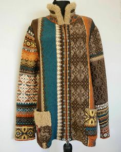 WUNDERSCHÖNE JACKE.IVKO.NEU.FOLKLORE.WOLLE.ELEGANT.SEHR EDEL.Gr.38-40-42 | eBay Ivko, Elegant, Folklore, Knitwear, Men Sweater, Warm, Yellow, Tops, Sweaters
