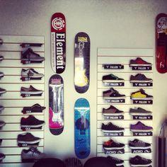 Our Style Skate Shop - R, Francisco Ramalho, 85 - http://4sq.com/16JpeDb