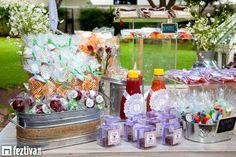mesas de dulces vintage xv - Buscar con Google