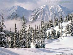 Winter Wonderland, British Columbia, Canada