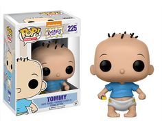 Funko pop. 90s. Rugrats. Tommy Pickles
