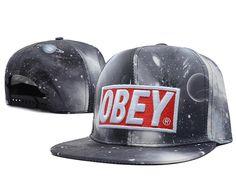 e23b588556f OBEY Galaxy Snapback Hats 218 8415! Only  8.90USD Galaxy