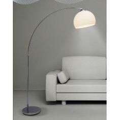 Stojací oblouková lampa VESSA Sofa, Lighting, Furniture, Home Decor, Thin Arms, Arch Floor Lamp, Arc Lamp, Led Floor Lamp, Interior Lighting