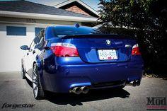 BMW E60 M5 Bmw M5 E60, Dream Cars, Goals
