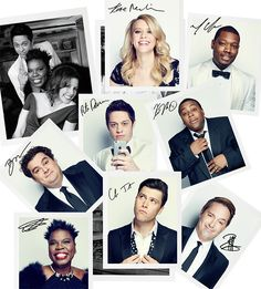 Current SNL Cast Season 40 // Gotham-Magazine