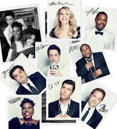 Current SNL Cast Season 40 // Gotham-Magazine