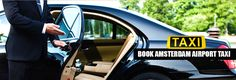 Best and Reliable #Taxi Service in Amsterdam