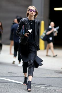 Urban Street Ready Style| Serafini Amelia| Street Chic Styling
