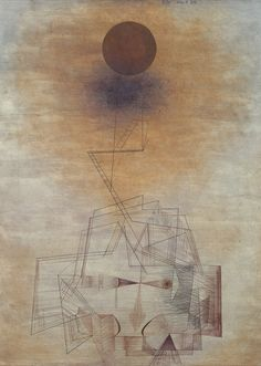 """«Paul Klee: """"The Bounds of the Intellect"""" (1927)»."""