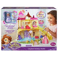 Disney Jr. Sofia the First Magical Talking Castle