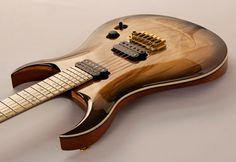 Arda Guitars - Chitarra elettrica di liuteria