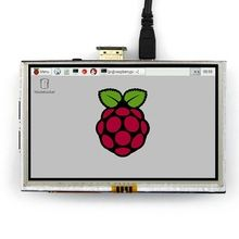 5 inch LCD HDMI Touch Screen Display TFT LCD Panel Module 800*480 for Banana Pi Raspberry Pi 2 Raspberry Pi 3 Model B / B+      5 inch LCD HDMI Touch Screen Display TFT LCD    Panel Module    800*480 for Banana Pi Raspberry Pi 2 Raspberry Pi 3    Model B /    B+         Features:    Resolution: 800 x 480 px    Screen Type: Resistive screen    With backlight control switch    Working Voltage/Current: DC 5V / 2A    It's suitable for Raspberry pi series; and also support banana pi, pcduino or…