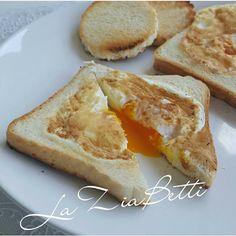 Pane amore e fantasia: Toast con il buco