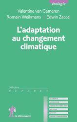 L'adaptation au changement climatique - IGEAT