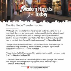 EMOTIONAL MASTERY : A gratitude mindset transforms ordinary days into Miracles and challenges into opportunities. The things that cause others to worry will make you calm because you see them for what they really are- a chance to grow! As we enter a new year,consciously develop the Gratitude Mindset and see how your life would transform tremendously. #WisdomNuggetForToday #TheCatalyst