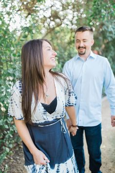 Redlands engagement pictures.  Photo by Leah Vis Photography.