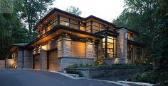 David's House | David Small Designs  www.davidsmalldesigns.com  #modern #architecture #wood