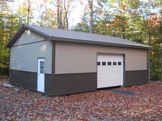 Building Dimensions: 24' W x 32' L x 10' H (ID# 391)  Visit: http://pioneerpolebuildings.com/portfolio/project/24-w-x-32-l-x-10-h-id-391-total-cost-12135  Like Us on Facebook! https://www.facebook.com/Pioneer.Pole Call: 888-448-2505 for any questions!