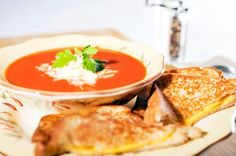 Tomato Soup Recipe by CHEF_MEG via @SparkPeople