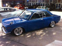 1970 Bluebird Coupe