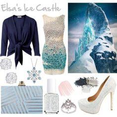 Frozen: Elsa's Ice Castle
