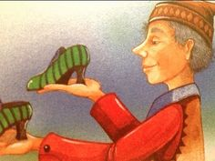 ▶ The Elves and the Shoemaker Fairy Tale Bedtime Story - YouTube