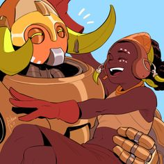 ORISA!!! COME TO THE LIVE SERVERS SO I CAN PLAY YOU!