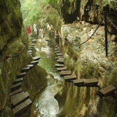 West Side of Taihang Mountain Shanxi Province China Facts Pod