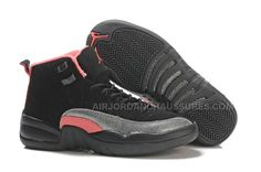 http://www.airjordanchaussures.com/nike-air-jordan-12-xii-homme-noirrose.html Only68,00€ #NIKE AIR #JORDAN 12 (XII) HOMME NOIR/ROSE Free Shipping!