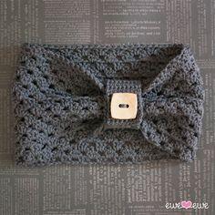 Dewey Decicowl {free crochet pattern}