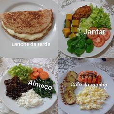 Weight Loss Recipes-Receitas para emagrecer Get 147 Low Carb recipes from our website. Tea Recipes, Smoothie Recipes, Low Carb Recipes, Healthy Recipes, Crockpot Recipes, Chicken Recipes, Healthy Life, Healthy Snacks, Healthy Eating