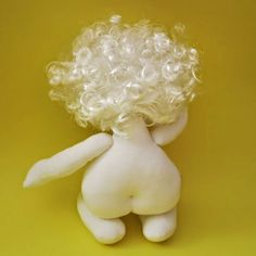 HANDMADOWO: Amorek Franio #handmade #doll #anioł #aniołek #angel #szyte