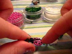 Ladybug & Daisy Barefoot Sandal - YouTube