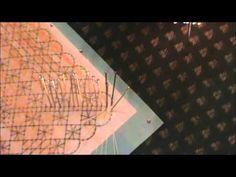 Punto Pasador Encaje de Bolillos Técnica Hinojosa (nivel intermedio) - YouTube