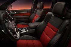 jeep grand cherokee srt interior - Bing images