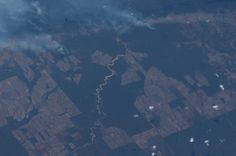 ARGENTINA: incendios en CARAPARY The Gateway to Astronaut Photography of Earth/ NASA