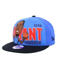 be9c6272b59 New Era Kids  Kevin Durant Oklahoma City Thunder Player 9FIFTY Snapback Cap  Men - Sports Fan Shop By Lids - Macy s